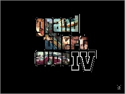 Logo, Grand Theft Auto IV